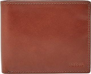 Fossil Hugh Cognac Men's Wallet (ML3987222)