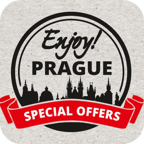 Enjoy! Prag Historische Sehenswürdigkeiten & Touren (Mit Offline-Karte)
