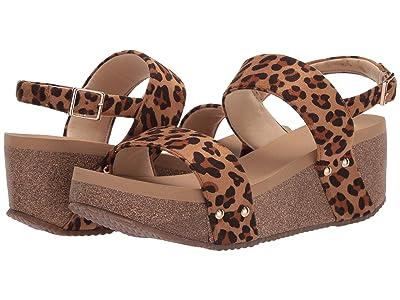 VOLATILE Paolina (Tan/Leopard) Women