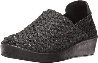 Bernie Mev Women's Smooth Cha Cha Slip-On Loafer