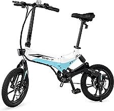 Swagtron Swagcycle EB-7 Elite Folding Electric Bike