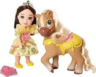 Disney Princess Belle Doll & Pony