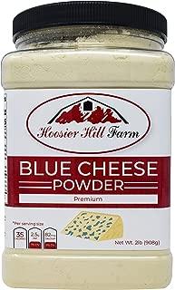 Blue Cheese Powder by Hoosier Hill Farm 2 lb, Hormone free