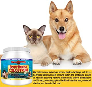 colostrum 38 k9 for allergies