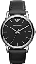 Emporio Armani AR1692 Luigi Classic Leather Men's Watches