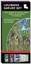 Louisiana Nature Set: Field Guides to Wildlife, Birds, Trees & Wildflowers of Louisiana