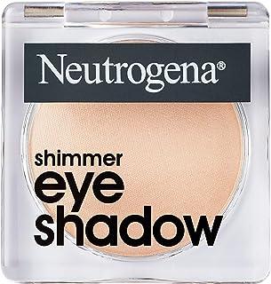 Neutrogena Shimmer Eye Shadow with Antioxidant Vitamin E, Easy-to-Apply Eye Makeup with a Shimmery Finish, Silk Stone, 1.0 oz