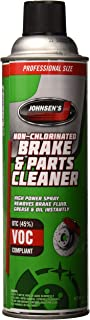 Johnsen's 2417-12PK OTC Compliant Non-Chlorinated Brake Cleaner - 14 oz.,