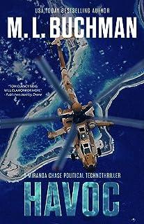 Havoc: a political technothriller (Miranda Chase Book 7)