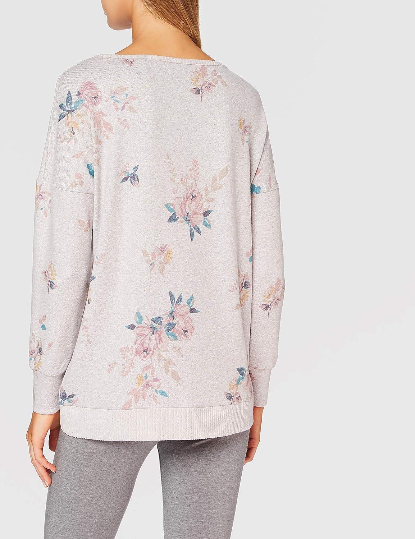 Triumph Damen Thermal Sweater Schlafanzugoberteil