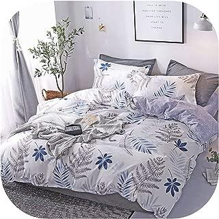 QianQianStore Home Textile Cartoon Polar Bear Bedding Sets Children's Beddingset Bed Linen Duvet Cover Bed Sheet Pillowcase/Bed Sets,025,Twin 3pcs