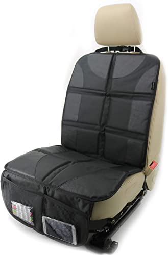 Sunferno Car Seat Protector - Protects Your Car Seat from Baby Car Seat Indent, Dirt and Spills - Waterproof Thick Pa...