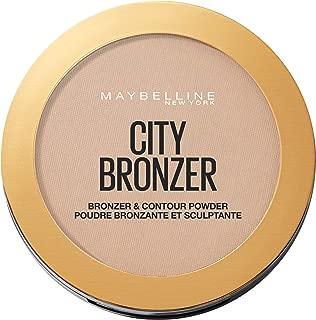 Maybelline New York City Bronzer Polvos Bronceadores Mate