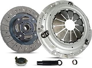 Clutch Kit Works With Set Honda Element Cr-V Ex Lx Sc Dx Sport Utility 4-Door 2.4L l4 GAS DOHC Naturally Aspirated (Flywheel Spec: .112+)