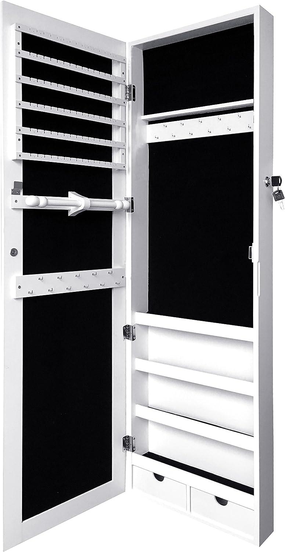 Super Special SALE held Jewelry Organizer Box Locking Storage C Fashion