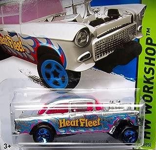 Hot Wheels, 2015 HW Workshop, '55 Bel Air Gasser Exclusive ZAMAC 207/250