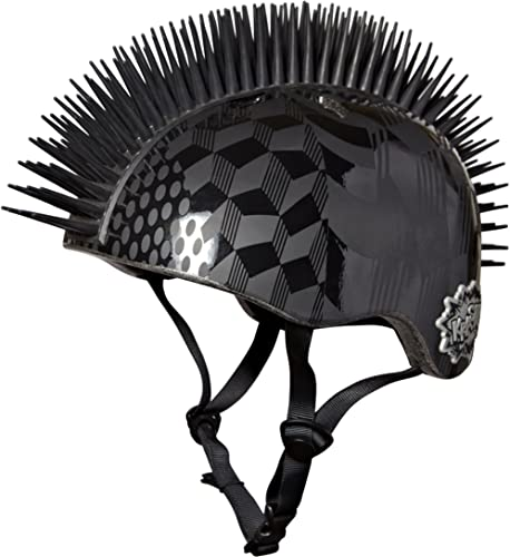 el mas reciente Krash Cube Hurt Hurt Hurt Hawk Helmet, Youth 8+ Years, negro by Krash  Ahorre 35% - 70% de descuento