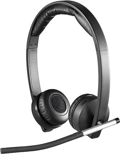 new arrival Logitech H820e Wireless Dual discount Headset discount - Black online