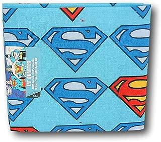 superman cotton fabric