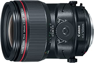 Canon 50mm f/2.8L Macro - Tilt-Shift DSLR Lens