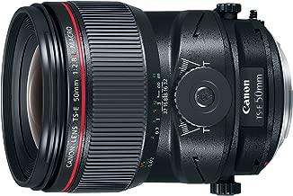 Canon 50mm f/2.8L Macro - Tilt-Shift DSLR Lens