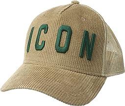 Icon Corduroy Baseball Cap