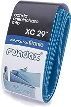 FUNDAX XC Banda Antipinchazos, Azul, 29