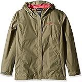 Columbia Mädchen Arcadia Jacket, Grün (Cypress), S