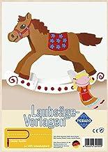 Pebaro Fretwork Rocking Horse Artwork