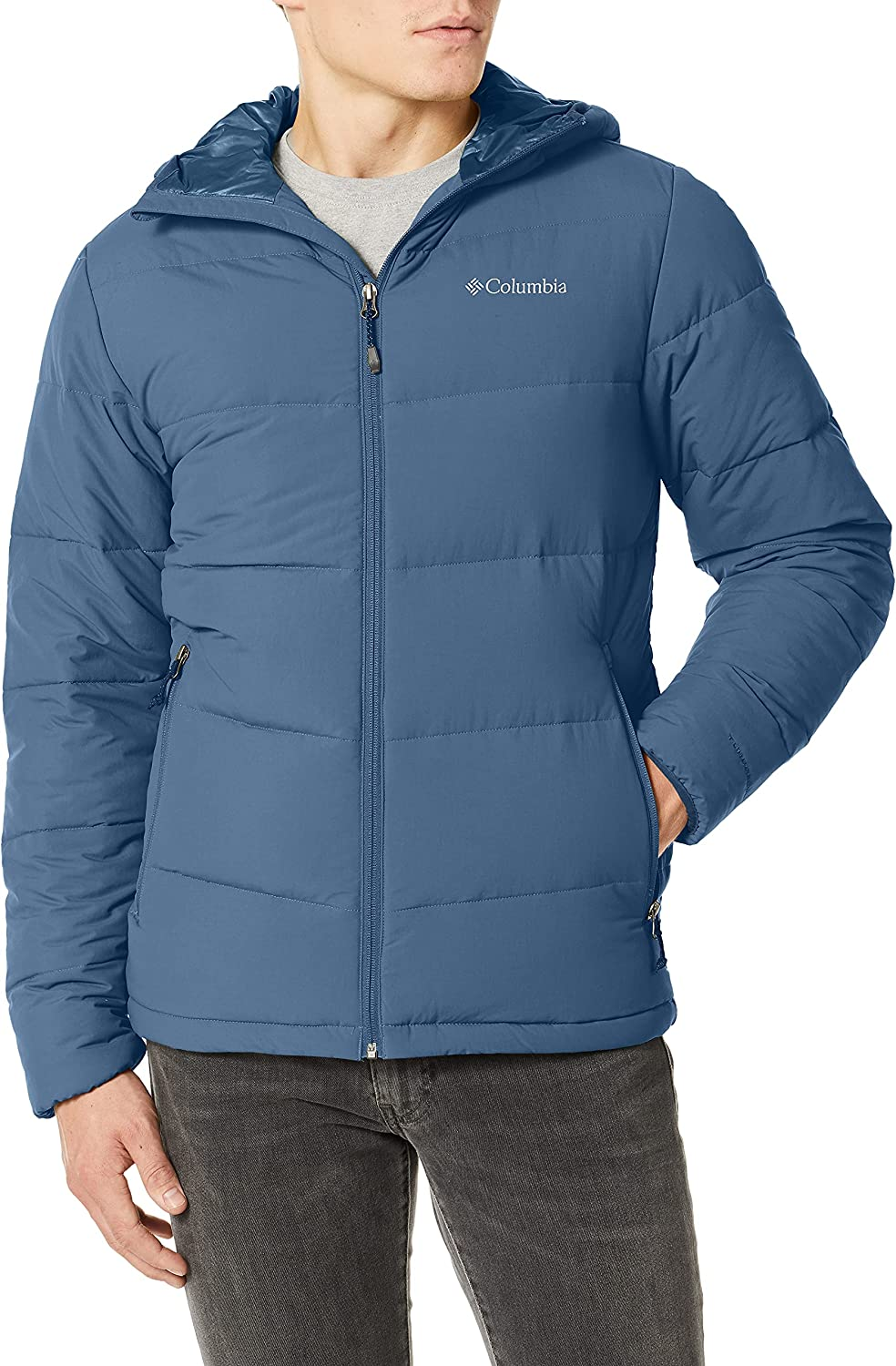 Max 57% OFF Columbia Men's Lone Fir 650 Jacket Hooded TurboDown Sale price