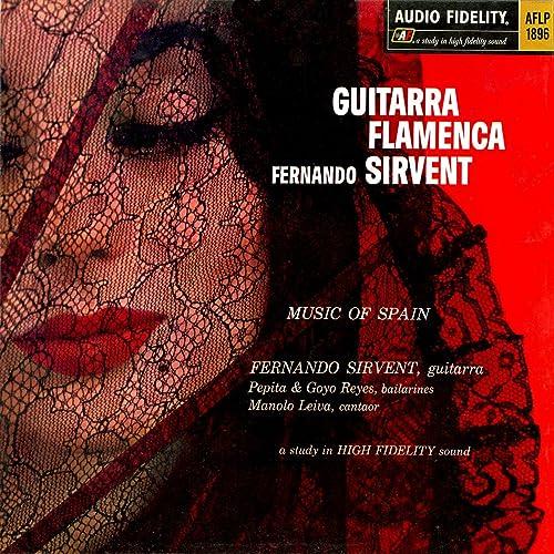 Guitarra Flamenca de Fernando Sirvent en Amazon Music - Amazon.es