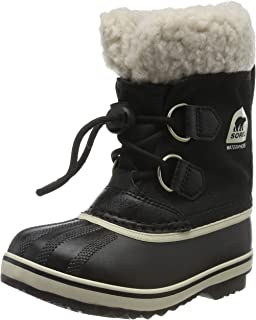 unisex-child Yoot Pac Nylon Cold Weather Boot