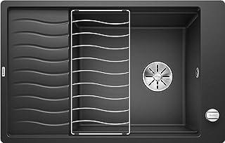 BLANCO 524854 Elon XL 6 S-F Küchenspüle, anthrazit, 60 cm Unterschrank