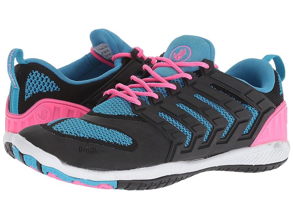 Body Glove Dynamo Ribcage (Black/Neon Blue) Women's Shoes
