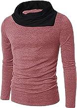Fashion Gallery Mens Full Sleeves Tshirts|Cotton Tshirts for Men|Col Neck Tshirts