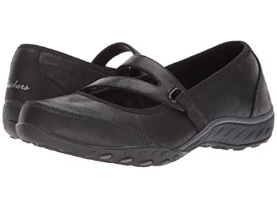 SKECHERS Breathe Easy Calmly (Black) Women