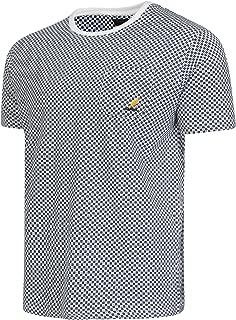 Hommes T Shirt Kangol Fermeture Éclair Polo rayé à manches courtes T-Shirt Top S-2XL