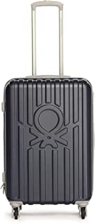 United Colors of Benetton Big Knot ABS 50 cms Navy Hardsided Cabin Luggage (0IP6MY20HL01I)