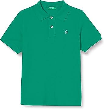 United Colors of Benetton Maglia Polo M/M Camisa Niños