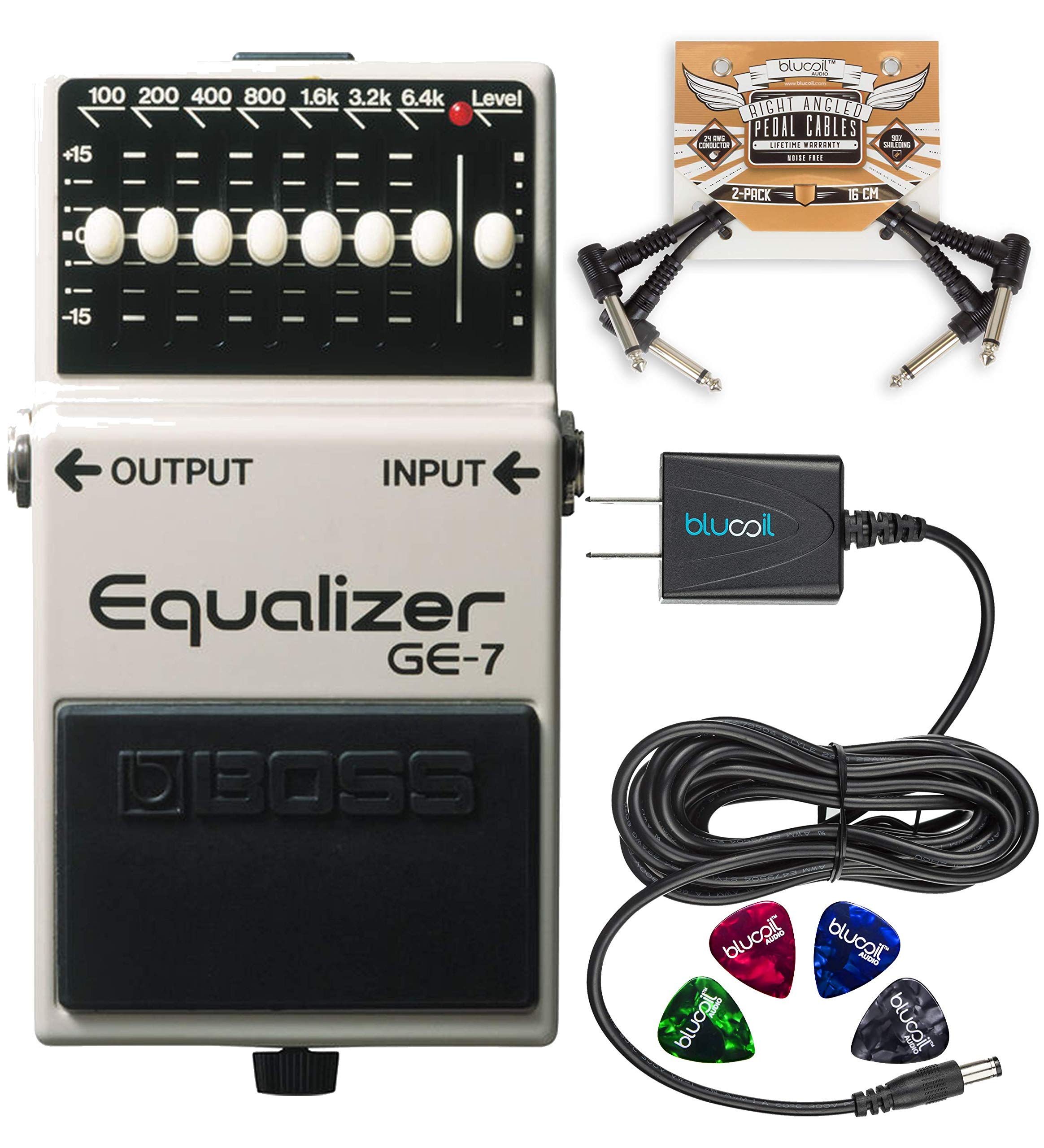 Equalizer Blucoil Circuit Protection Celluloid