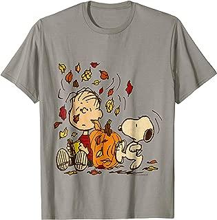 Peanuts Snoopy & Linus Fall