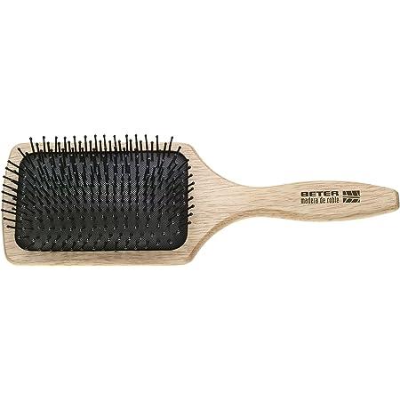 Beter 03117 - Cepillo neumático raqueta, púas de nailon