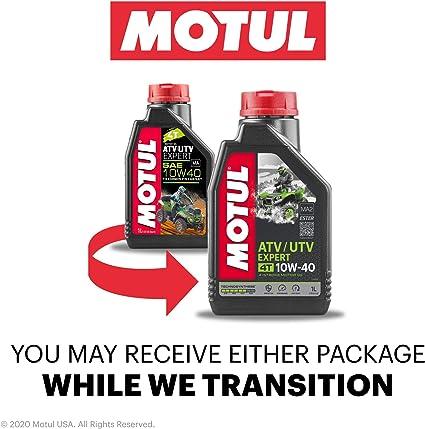 Motul 105938 Power Quad 4t 10w 40 Engine Oil 1l Auto