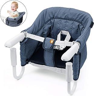 9f143f40d9bf9 STEO Chaise Haute pour Bébé Enfant Siège