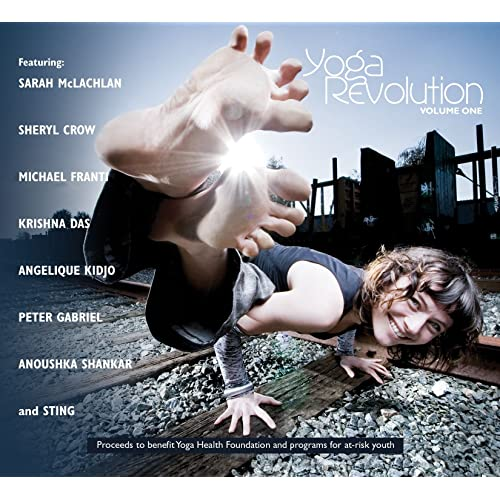 Yoga Revolution by Various artists on Amazon Music - Amazon.com