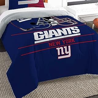 Orange 64 x 86 Northwest San Francisco Giants Twin Comforter Set