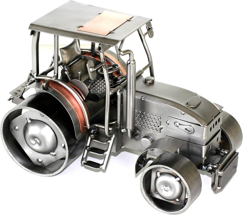 TRAKTOR GROSS 28 cm - Schraubenmnnchen Fahrzeuge handgefertigt