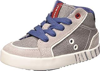 Geox B Kilwi Boy E, Sneakers Basses Garçon