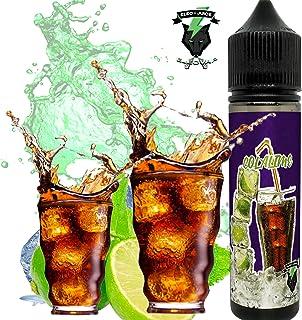 E-Liquid COLA LIME | 60ML TPD | ElecVap | Sin Nicotina: 0MG | E-Liquido vapeo para Cigarrillos Electronicos - E Liquidos p...