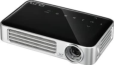 Vivitek Qumi Q6-BK Q6 800 Lumen WXGA LED MHL HDMI Projector with Wireless and Miracast Capability (Black)
